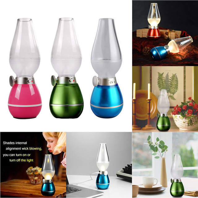 new-blowing-control-lamp-usb-rechargeable-led-kerosene-lamp-retro-style-cute-led-night-light-red